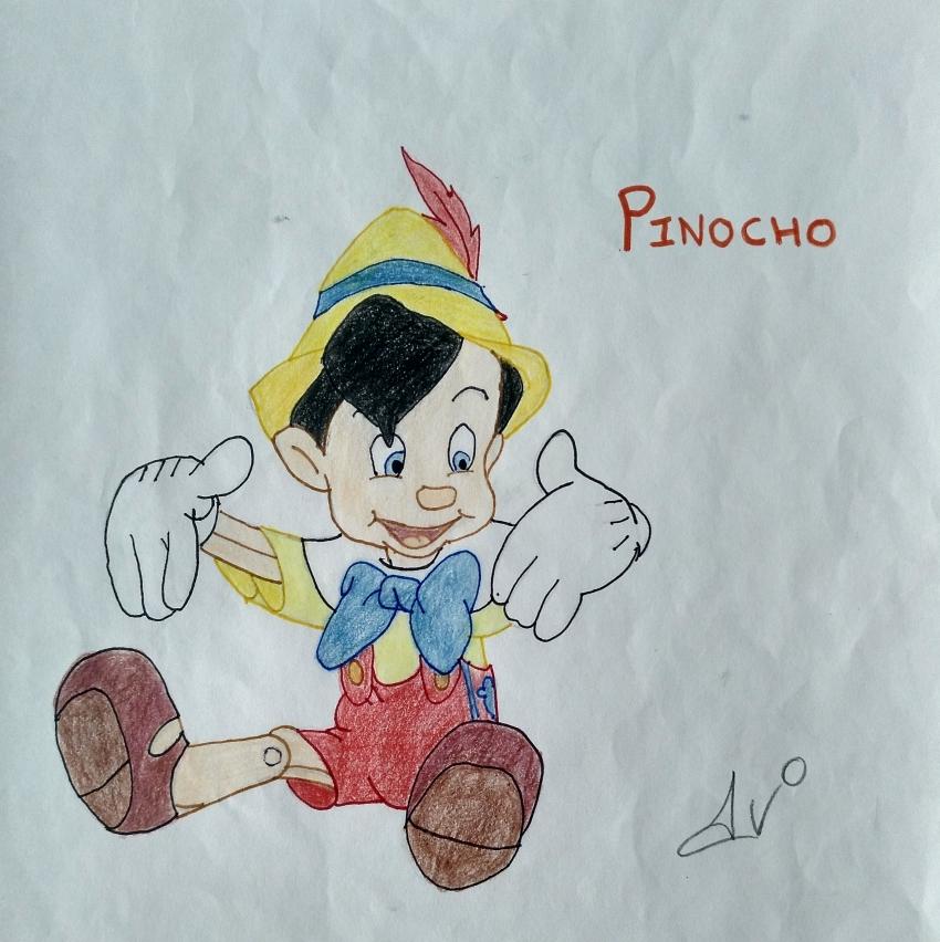 Pinocchio by Nereaaj